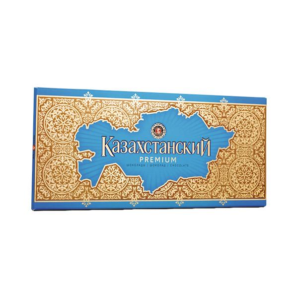 Казахстанский голубой шоколад 100 гр б\у (Баян сулу)