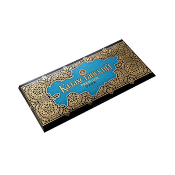 Дарк Казахстанский шоколад 100гр (Баян сулу)