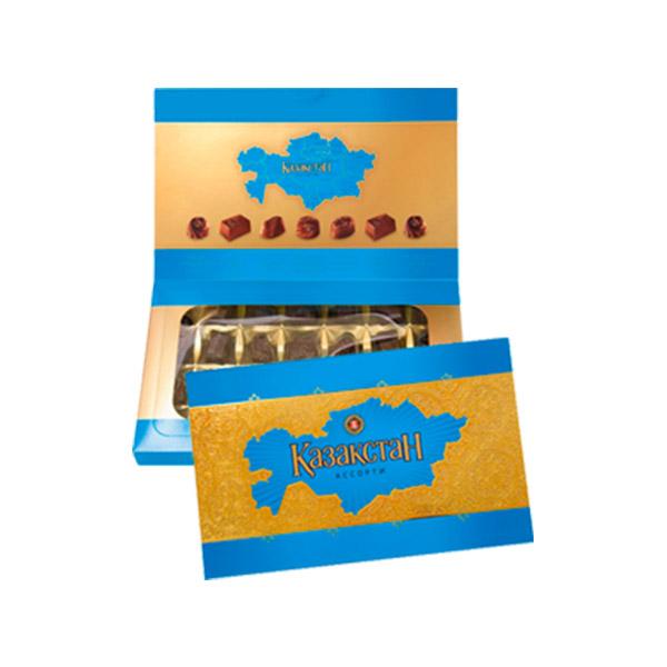 Ассорти Казахстан конфеты 280 гр (Баян сулу)