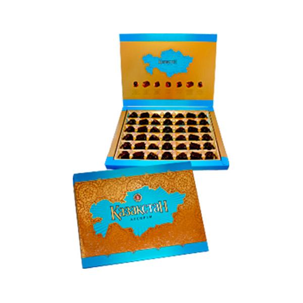 Ассорти Казахстан конфеты 420 гр (Баян сулу)