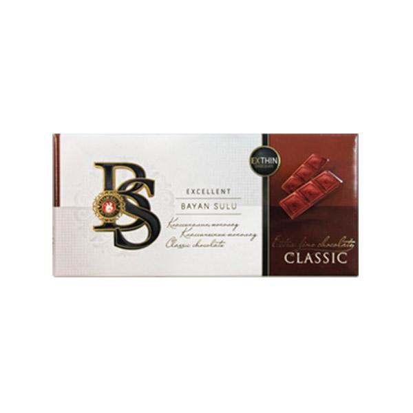 Шоколад Классический 100гр (Баян сулу)
