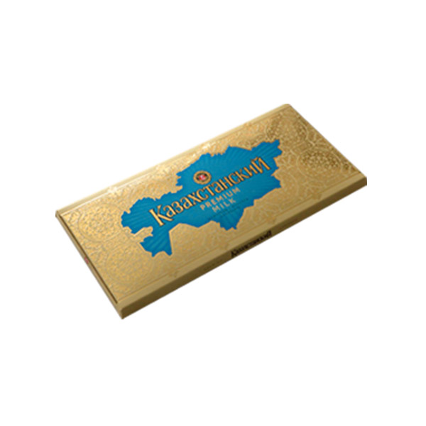 Милк Казахстанский шоколад 100гр (Баян сулу(