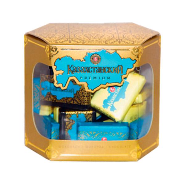 Набор шоколада Казахстанский 180 гр (Баян сулу)