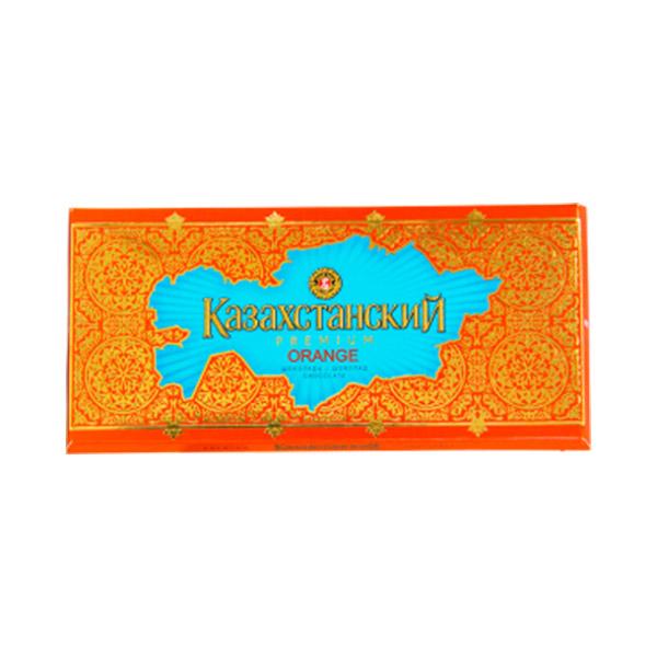 Оранж Шоколад Казахстанский 100гр (Баян сулу)