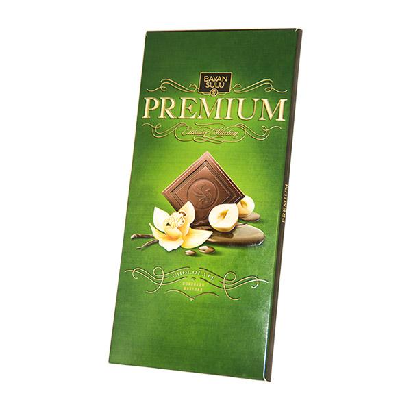 Премиум Шоколад 100гр (Баян сулу)