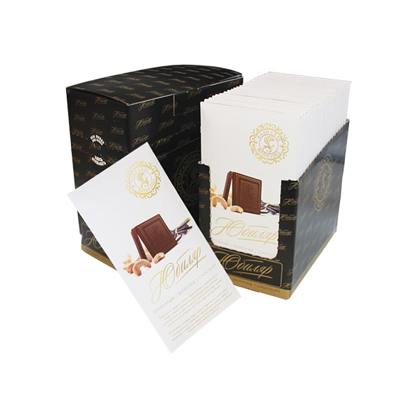 Юбиляр шоколад 100гр (баян Сулу)