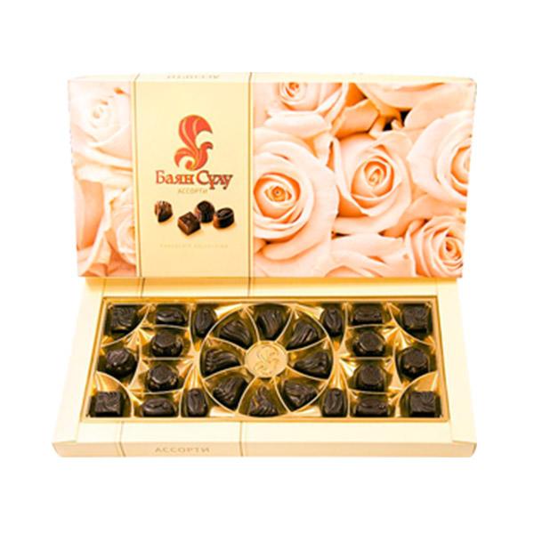 Ассорти конфеты 256 гр (Баян сулу)