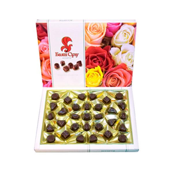 Ассорти конфеты 320 гр (Баян сулу)