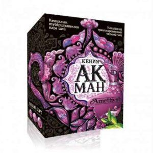 Чай Акман Аметист (Amethyst) кенийский гранулированный 100 гр.