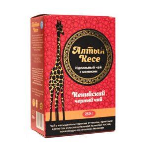 Алтын Кесе черный. гранулы. Кения 250 гр
