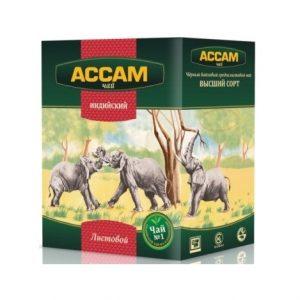 Чай Ассам черный Листовой 250 гр