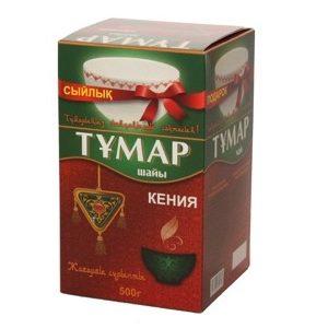 Чай Тумар  Кения с пиалой 400 гр