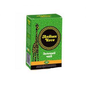 Чай Алтын-Кесе зеленый лист 100 гр
