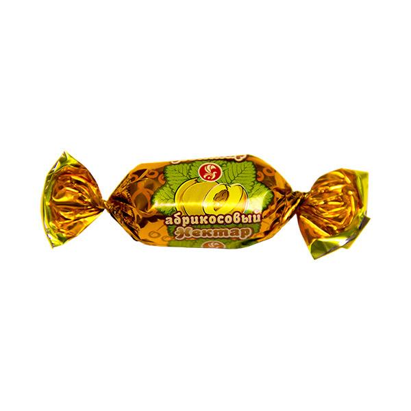 Абрикосовый нектар конфеты 1 кг (Баян сулу)