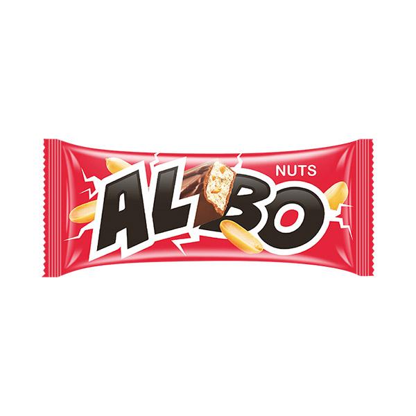 Альбо Орех конфеты 0, 5 кг (Баян сулу)