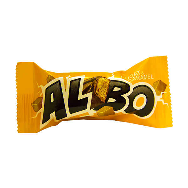 Альбо Нуга и карамель конфеты 0,5 кг (Баян сулу)