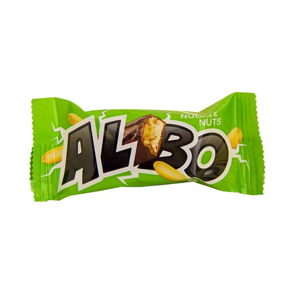 Альбо Нуга и орех конфеты 0,5 кг (Баян сулу)