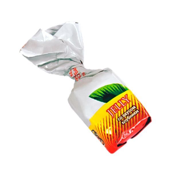 Джелли со вкусом клубники конфеты 1 кг (Баян сулу)