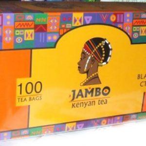 Чай Жамбо Кения 100 пак