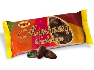 Мармелад в шоколаде 275 гр (Рахат)