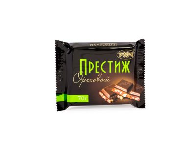Шоколад Престиж Ореховый 70 гр (Рахат)