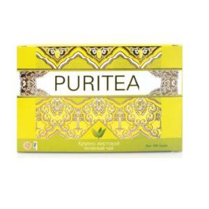 Чай Пурити Зеленый Лист 150 гр