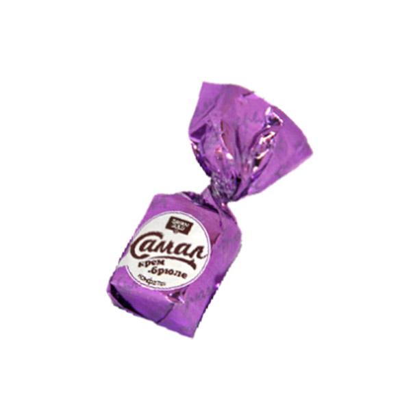 Самал крем брюле конфеты 1 кг (Баян сулу)