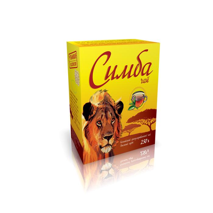 Чай Симба Кения гранулы 250 гр