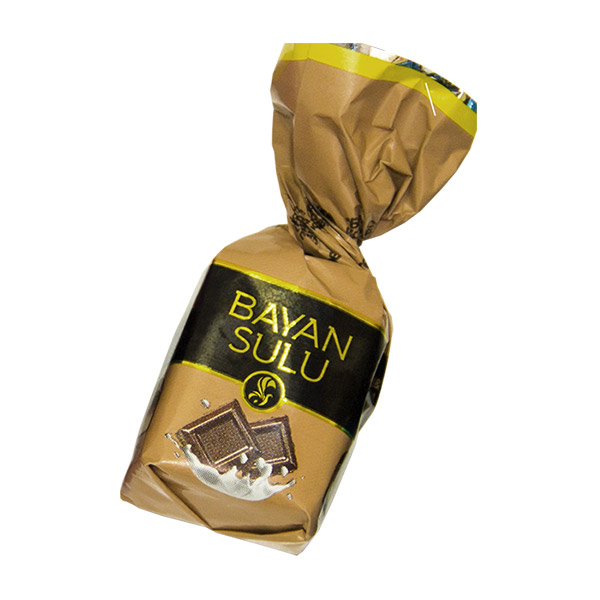 Сливки и шоколад конфеты 1 кг (Баян сулу)