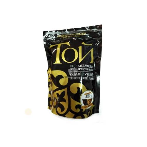 Чай Той крупнолистовой Черный зип-пакет с пиалкой. Индия 200 гр.
