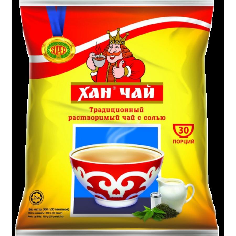 Чай ХАН с солью 12 гр( 30 шт в упак)