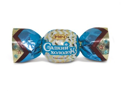 Сладкий Холодок карамель 1 кг (Рахат)