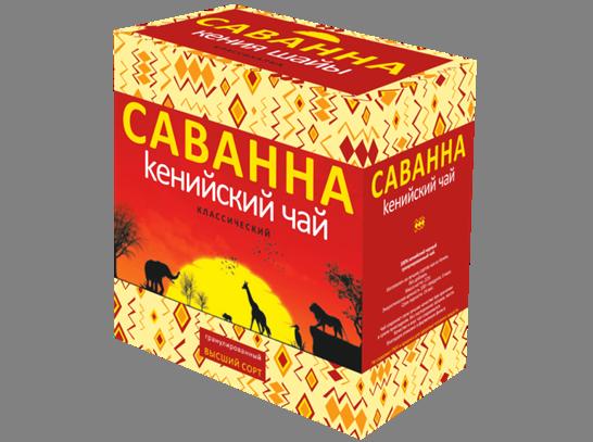 Чай Саванна Кения 225 гр