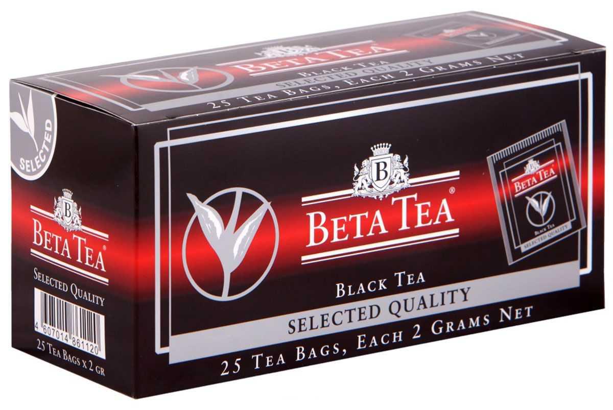 Чай Бета SQ 25 25 пак