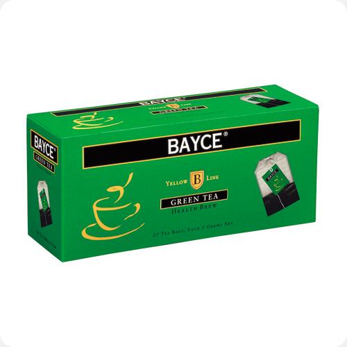 Чай Байджи Зеленый(Bayce ) 25 пак