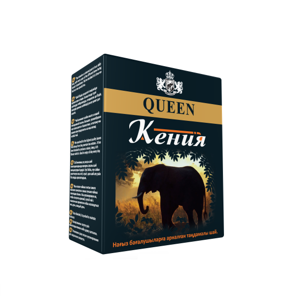 Чай Квин Кения гранулы 225 гр