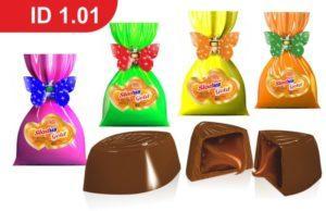 Конфеты Бабочка 2 кг (Узбекистан)