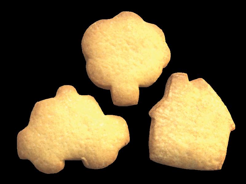 Печенье Домашнее со сливочным вкусом 2, 5 кг (Петрокондитер)