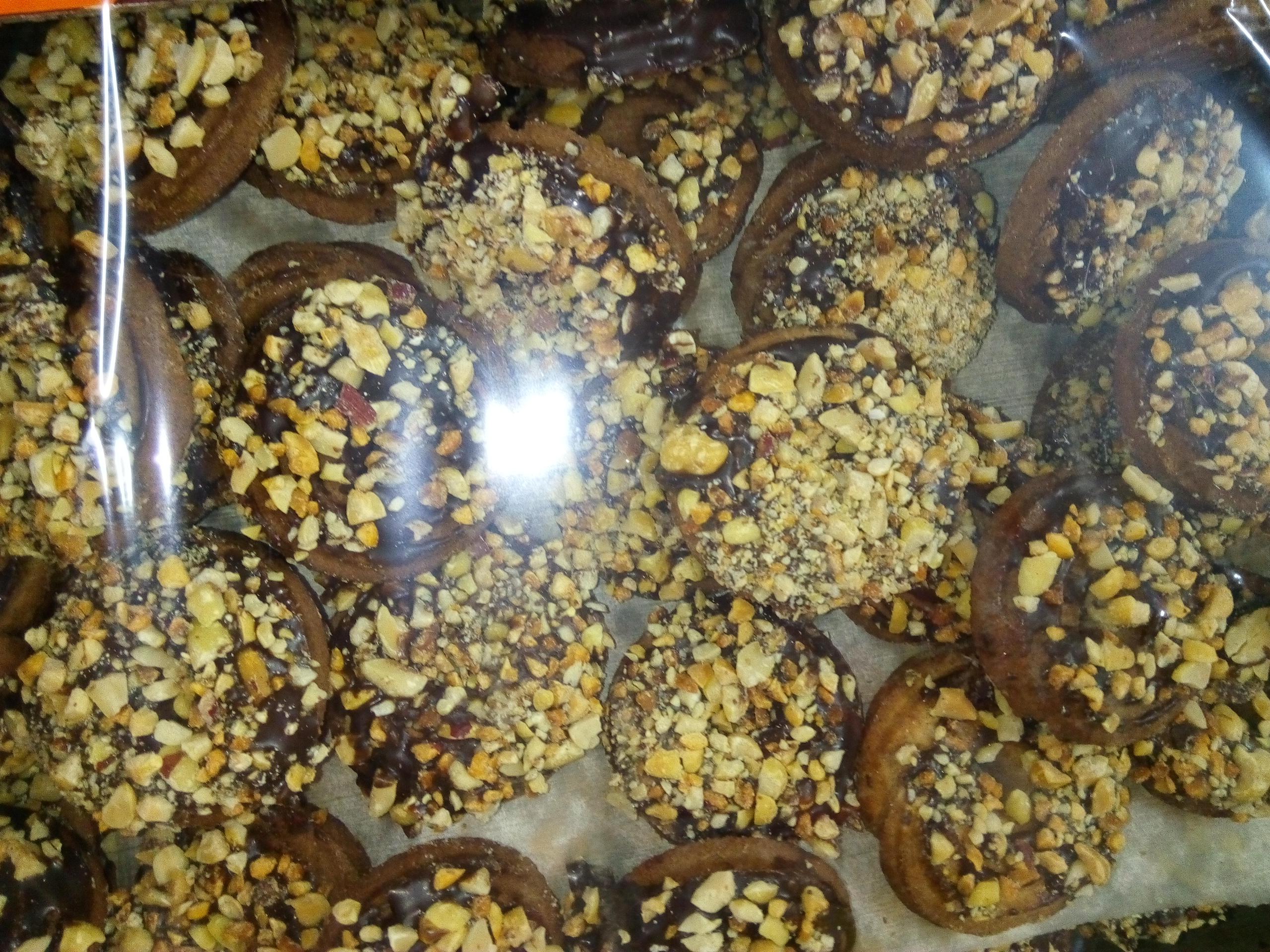 Печенье Магнат 2, 5 кг (Великанов)