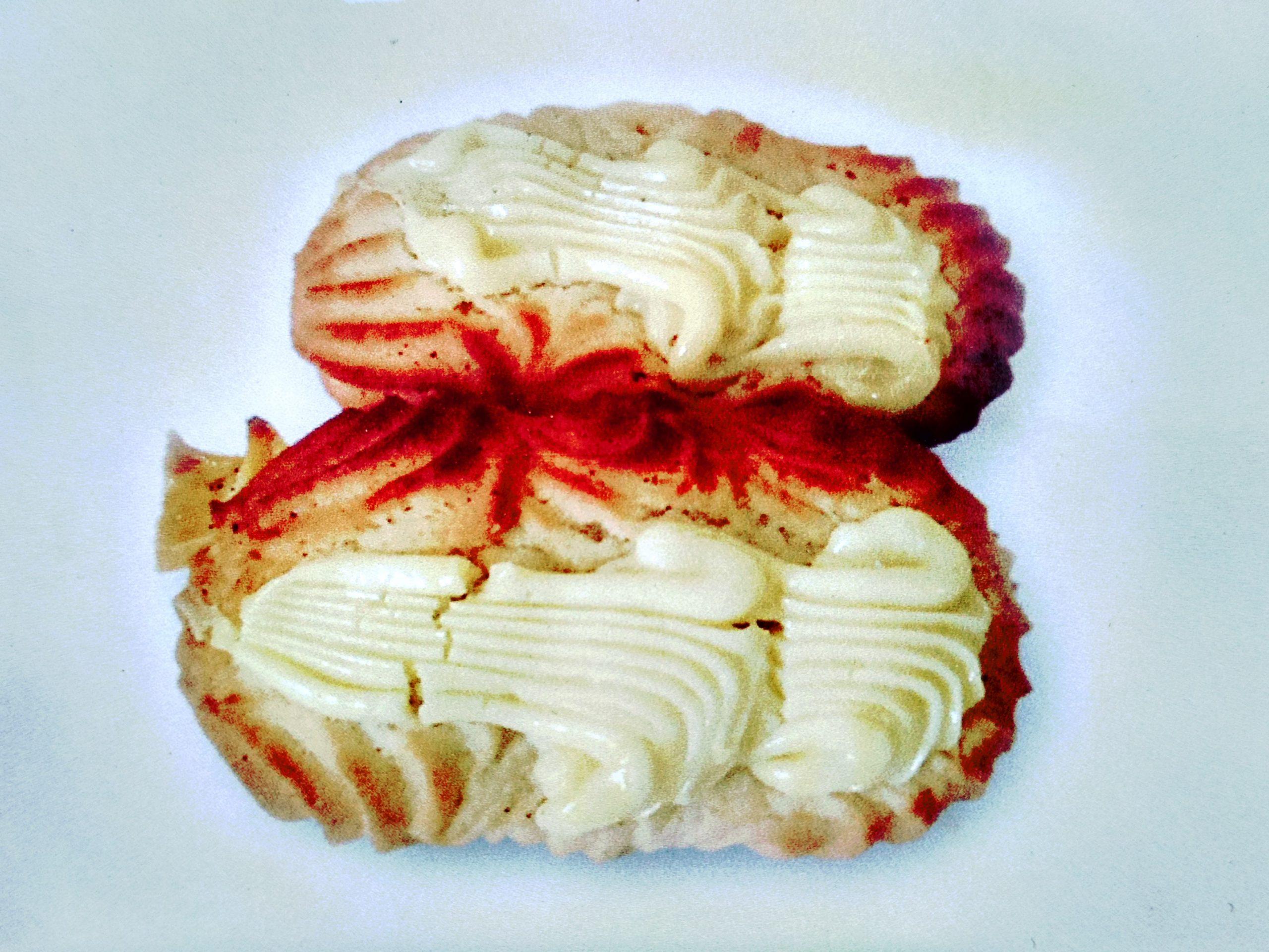 Печенье Ручеек Банан 3 кг (Скрябин)