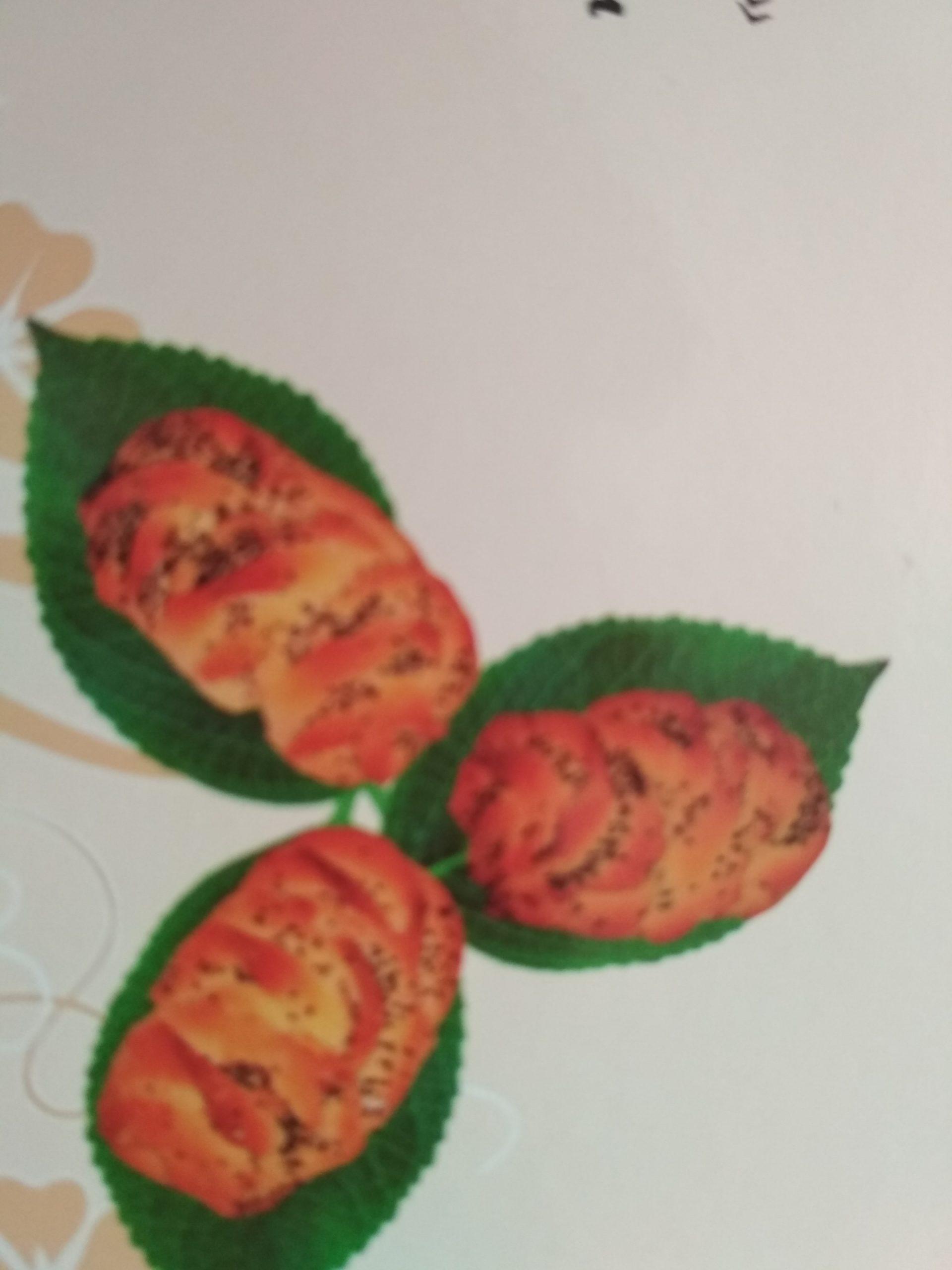 Печенье Плетенка с маком 2, 5 кг (Пристольная)