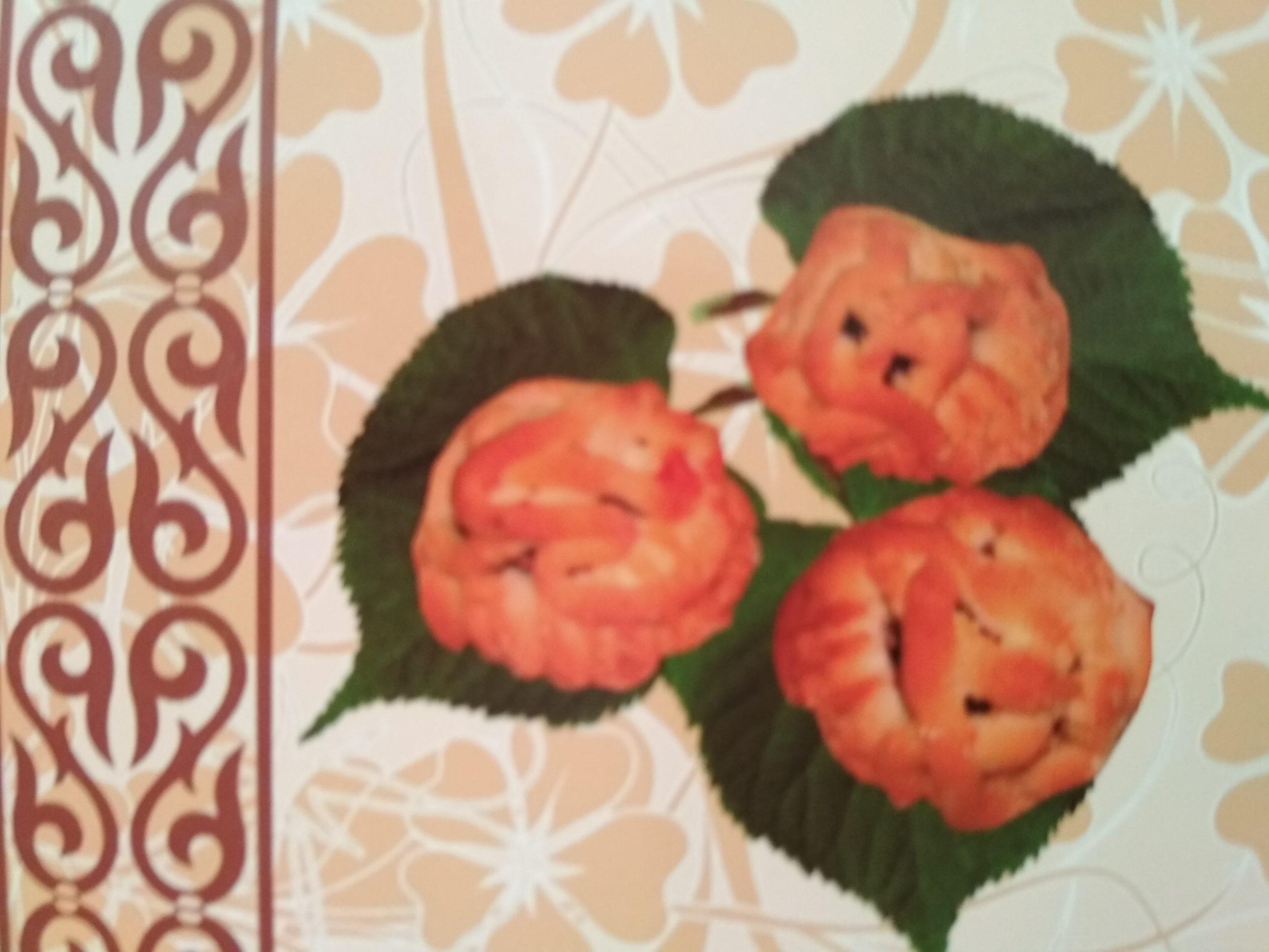 Печенье Ажур 2, 5 кг (Пристольная)