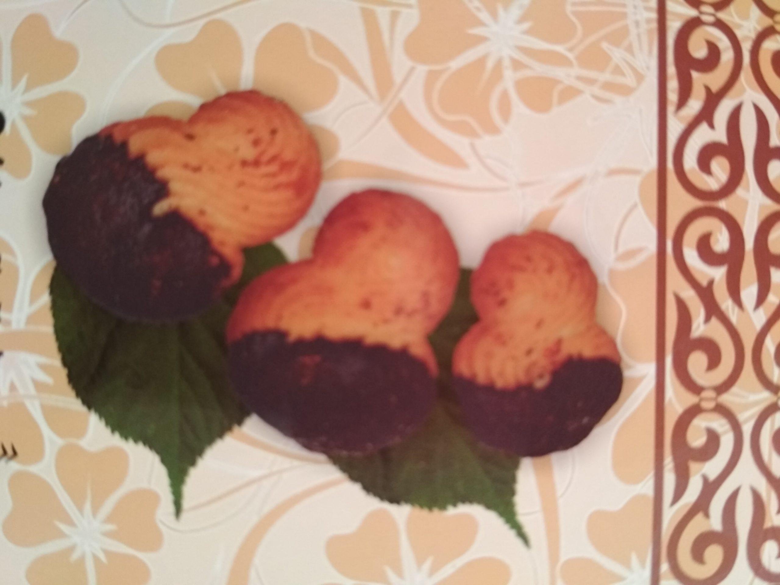 Печенье Зиг Заг 2,5 кг (Пристольная)