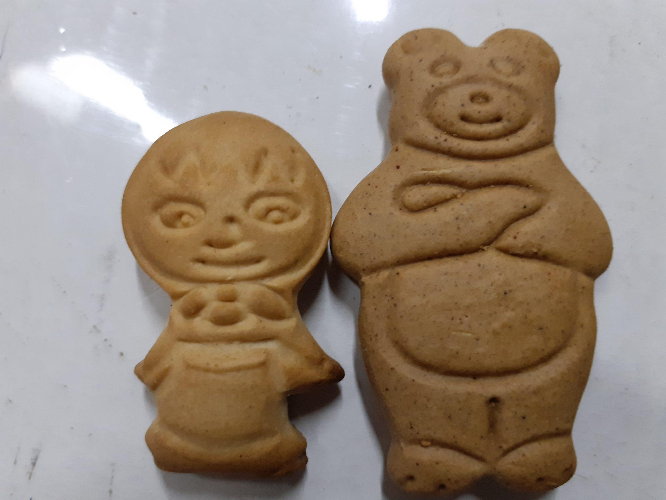 Печенье Маша и медведь 4 кг