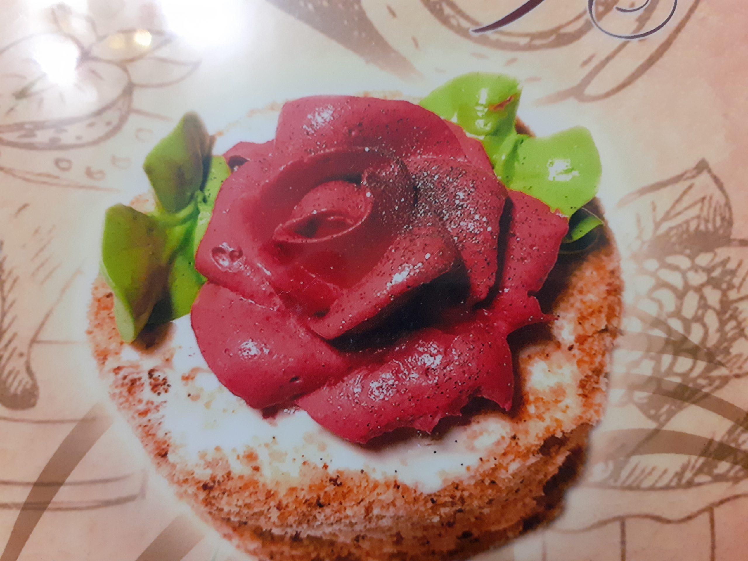 Пирожное Фрутти (Хекоян)