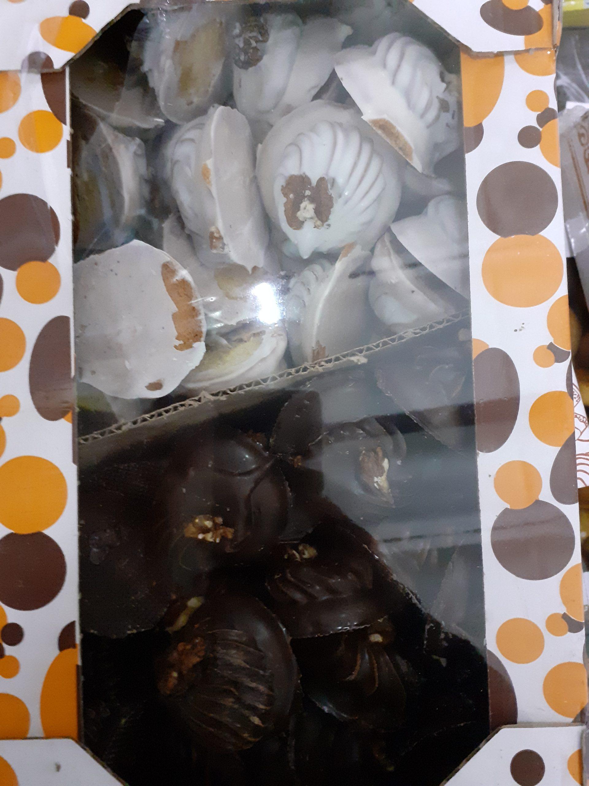 Печенье Помпадур в шоколаде 1, 5 кг (Великанов)