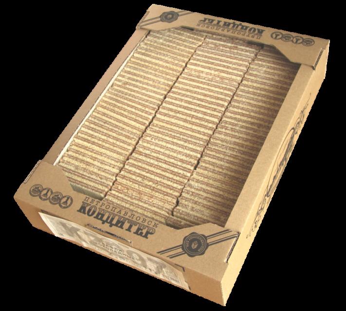 Вафли Шоколадные 2,5 кг (Петрокондитер)