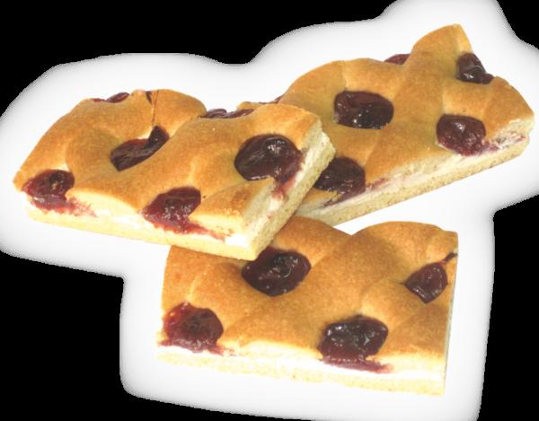 Пирог Зимняя вишня 2, 5 кг (Петрокондитер)